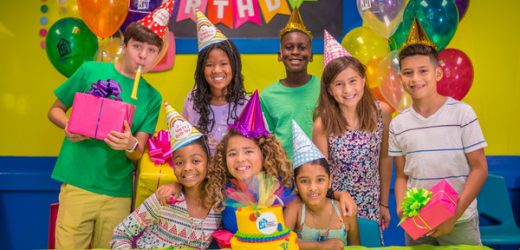 Party Planning – Kid's Birthday Party Games