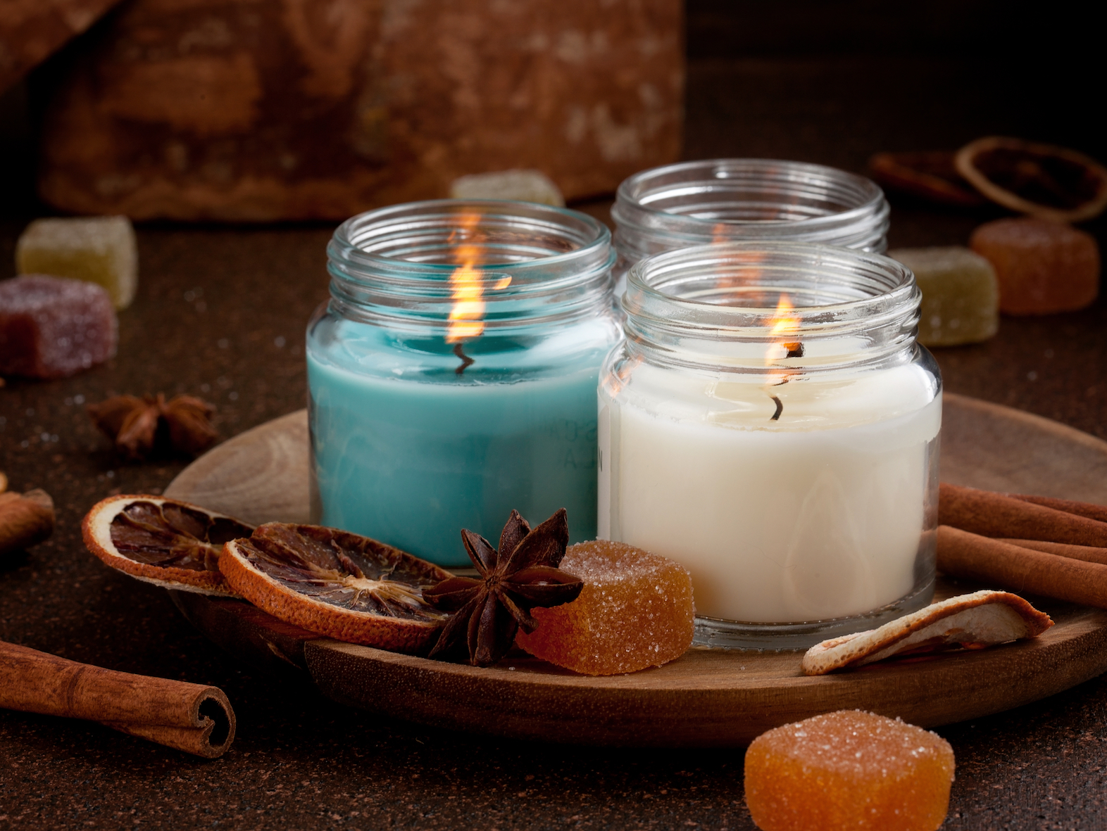 Choose Scented Candles For Self-Care